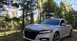 Stick Shift: 2018 Honda Accord 2.0T Touring