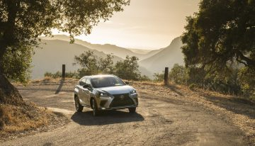 Stick Shift: 2018 Lexus NX 300h