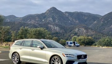 Stick Shift: 2019 Volvo S60/V60
