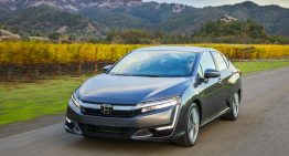 Stick Shift: 2018 Honda Clarity Plug-In Hybrid