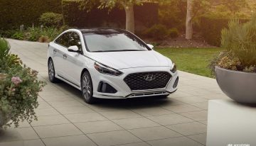 Stick Shift: 2018 Hyundai Sonata