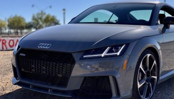 Stick Shift: 2019 Audi TT RS
