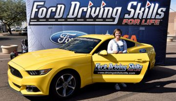 Know a Teen Driver? Ford Offers Driving Skills for Life