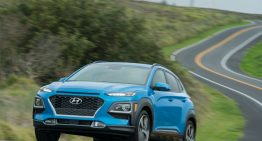 Stick Shift: 2018 Hyundai Kona