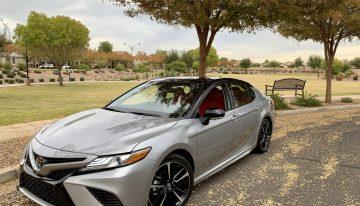 Stick Shift: 2019 Toyota Camry XSE