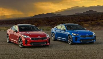 Test Drive: 2018 Kia Stinger