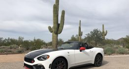 Test Drive: 2018 Fiat 124 Spider Abarth