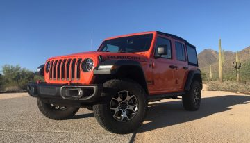 Test Drive: 2018 Jeep Wrangler Rubicon