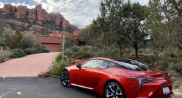 Stick Shift: 2019 Lexus LC 500 Coupe