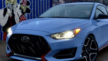 Stick Shift: 2019 Hyundai Veloster N