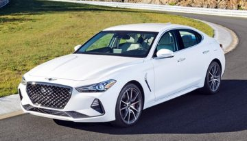 Stick Shift: 2019 Genesis G70 3.3T