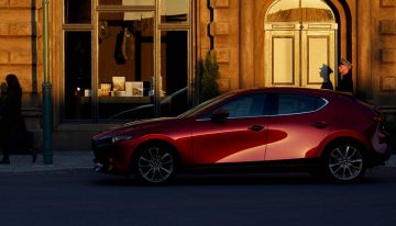 Stick Shift: 2019 Mazda 3 Hatchback
