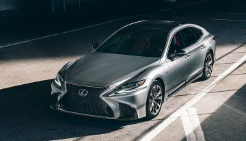 Stick Shift: 2019 Lexus LS 500 F Sport