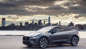 Test Drive: 2019 Jaguar I-Pace
