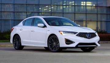 Stick Shift: Honda Civic Touring vs Acura ILX A-Spec