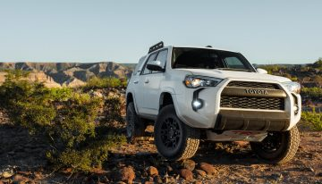 Stick Shift: 2019 Toyota 4Runner TRD Pro