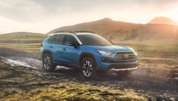 Stick Shift: 2019 Toyota RAV4 Adventure AWD