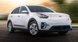 Stick Shift: 2019 Kia Niro EV