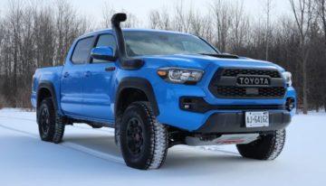 Stick Shift: 2019 Toyota Tacoma TRD Pro