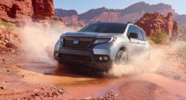 Stick Shift: 2019 Honda Passport AWD Elite