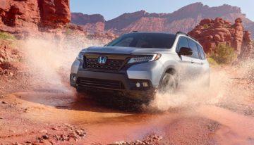 Stick Shift: 2019 Honda Passport AWD Elite