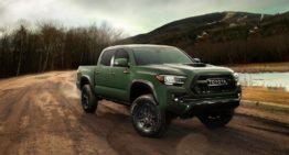 Stick Shift: 2020 Toyota Tundra TRD Pro