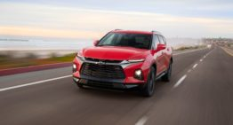Beyond Fast Food: Exploring Phoenix Drive Thrus in the New Chevy Blazer