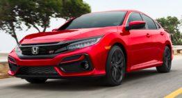 Stick Shift: 2020 Honda Civic SI