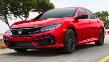 Stick Shift: 2020 Honda Civic SI