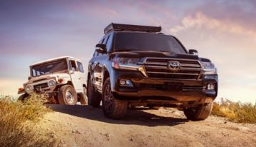 Stick Shift: 2020 Toyota Land Cruiser