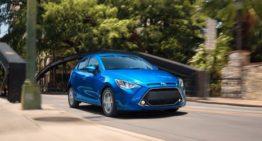 Stick Shift: 2020 Toyota Yaris Hatchback