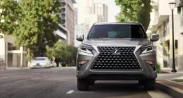 Stick Shift: 2020 Lexus GX 460