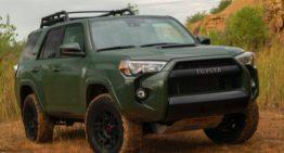 Stick Shift: 2020 Toyota 4Runner TRD Pro