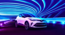 Stick Shift: 2020 Toyota C-HR Limited