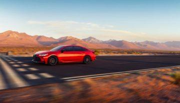 Stick Shift: 2020 Toyota Avalon TRD