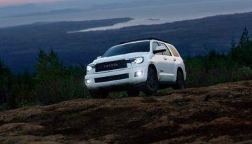 Stick Shift: 2020 Toyota Sequoia TRD Pro