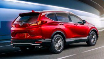 Stick Shift: 2020 Honda CR-V Hybrid