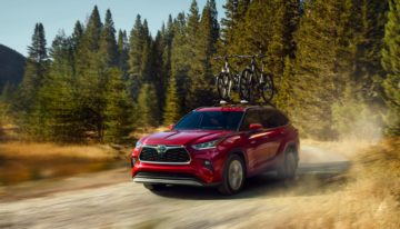 Stick Shift: 2020 Toyota Highlander Hybrid Platinum