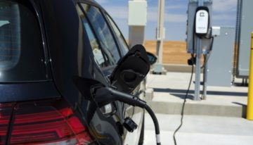 Volkswagen Group of America Opens Next-Gen Charging Station at Arizona Global Test Center