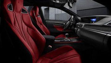 2020 Lexus GSF