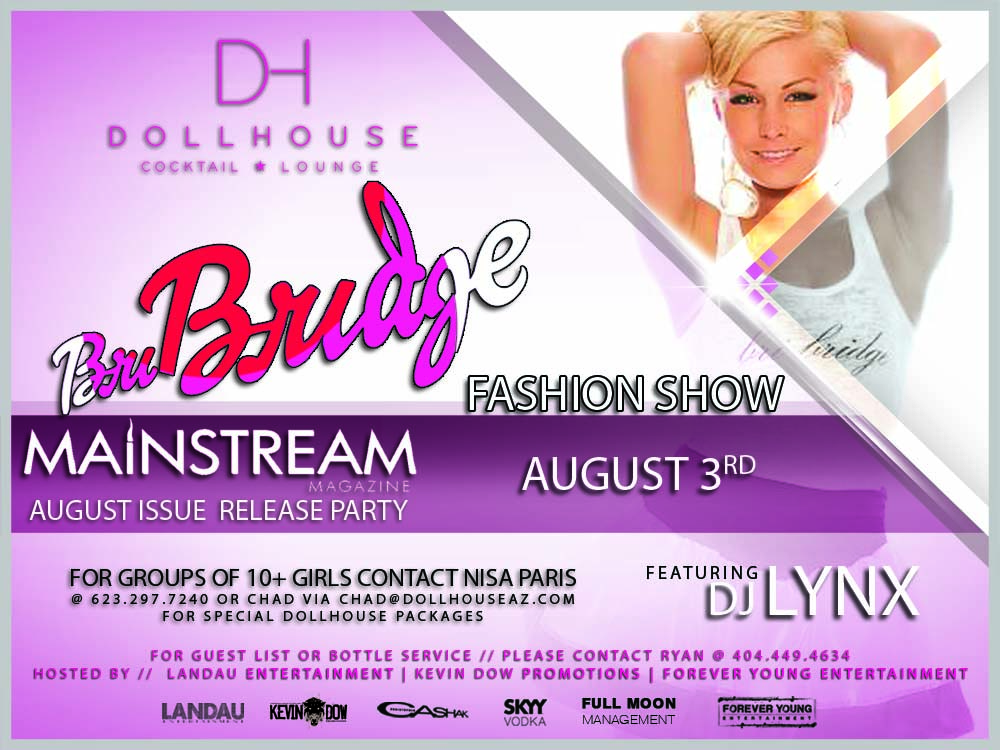 Mainstream Magazine Issue Release Party feat. DJ Lynx