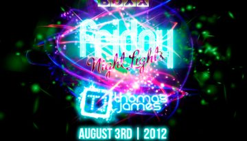 Friday Night Lights feat. DJ Thomas James