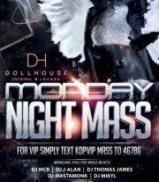 Monday Night Mass