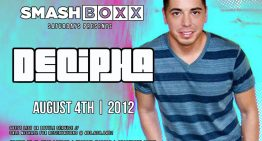 Smashboxx Saturdays feat. DJ Decipha