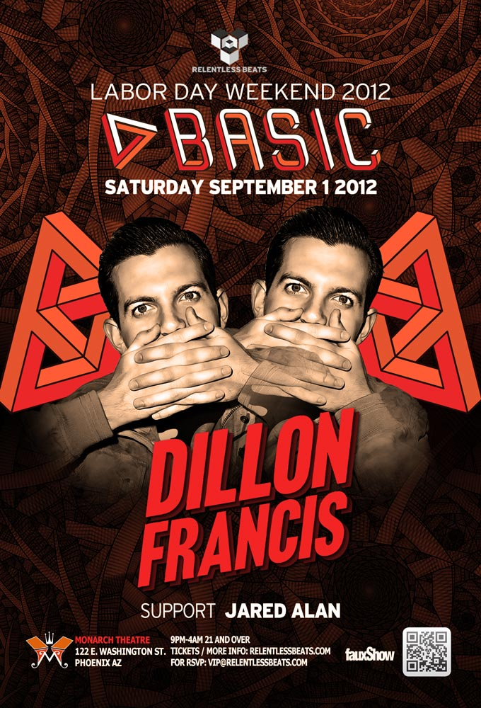 Dillon Francis @Basic