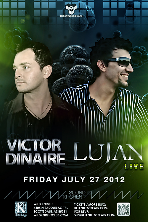 Victor Dinaire and LuJan @ Sound Kitchen