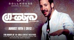 Dollhouse Fridays Feat. DJ Cobra