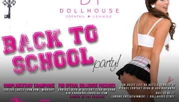 Back To School Party feat. DJ Design
