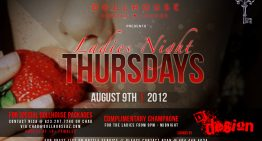 Ladies Night Thursday's Feat. DJ Design