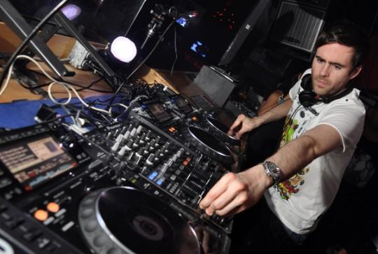 Catch Trance Superstar Gareth Emery This Saturday